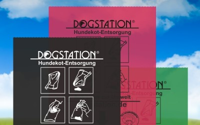 Original DOGSTATION®-Hundekotbeutel